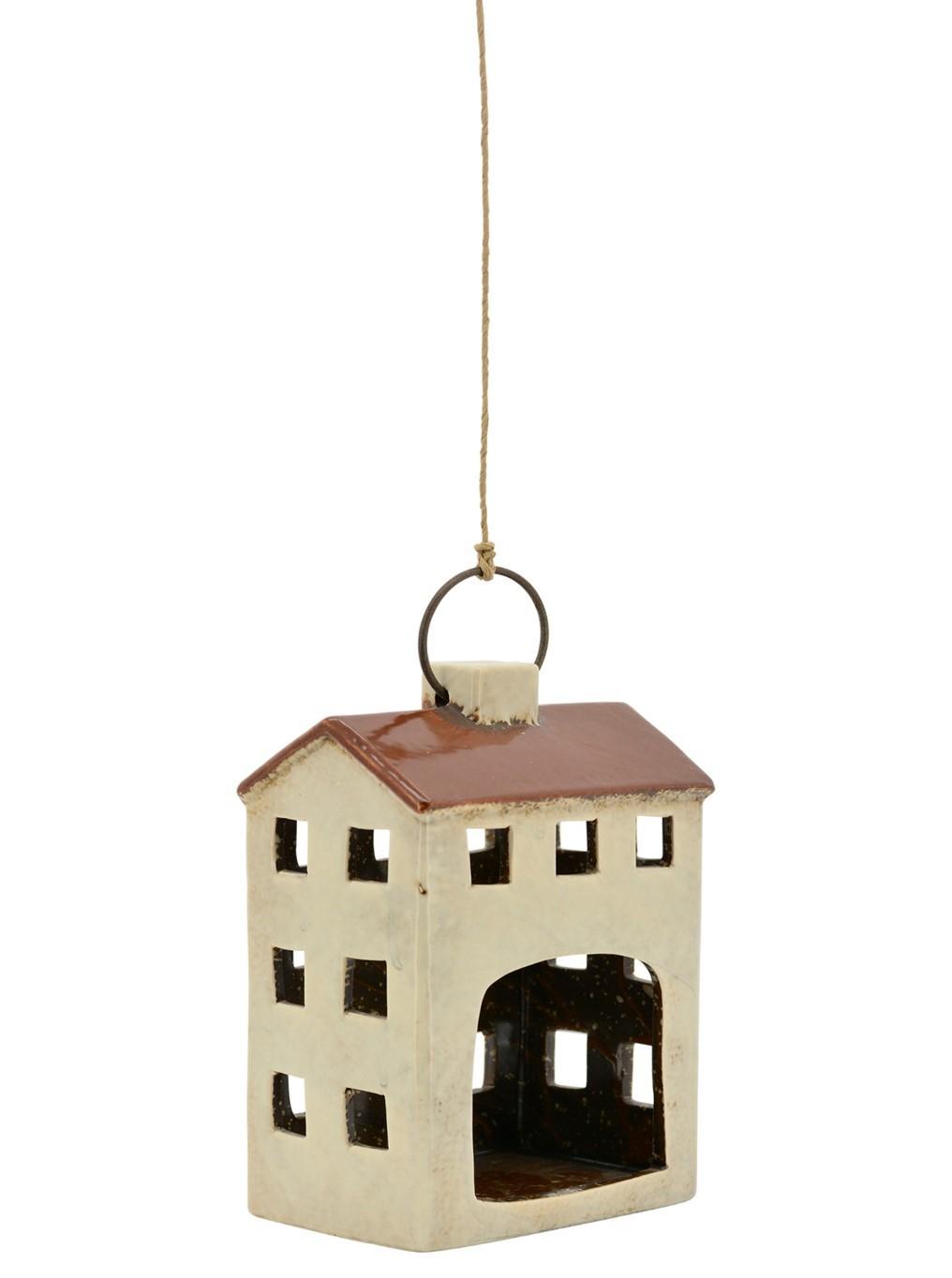 Lanterne céramique garou vendu par 2