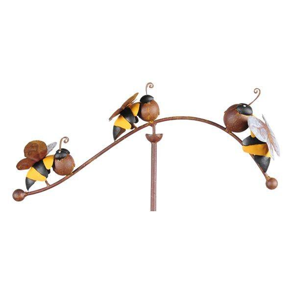 Lot de 2 balanciers métal modèle abeilles