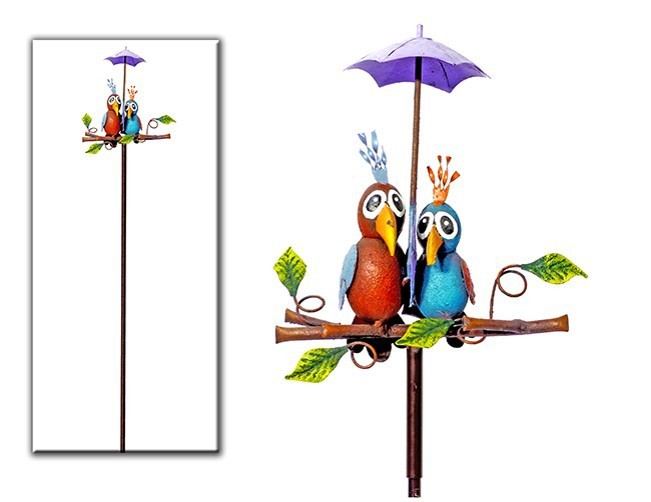 Tuteur 2 oiseaux