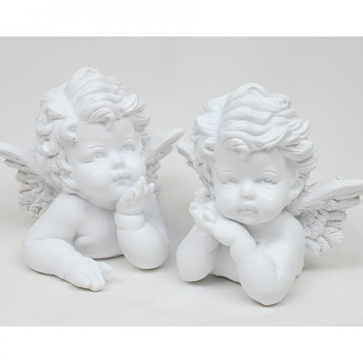 Lot de 8 anges rêveurs 82modèles assortis