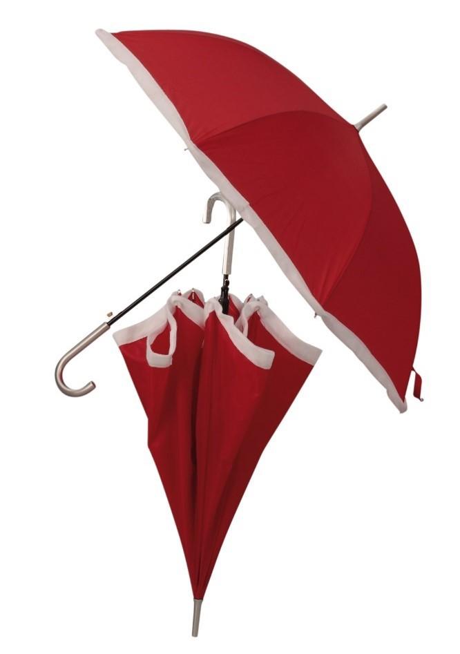 Lot de 18 parapluies de décoration esprit Noël