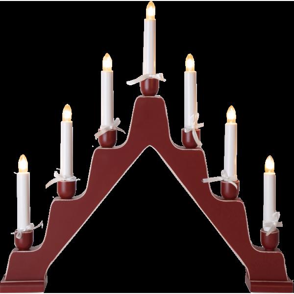 LOt de 4 chandeliers 44.5x45cm